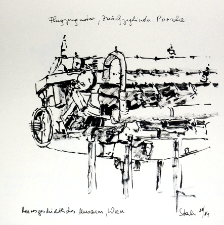 tusche, tuschpinsel, ink, indian ink, encre de Chine, lavis, rimel, tinta china, aplauso, museum, musée, museo,